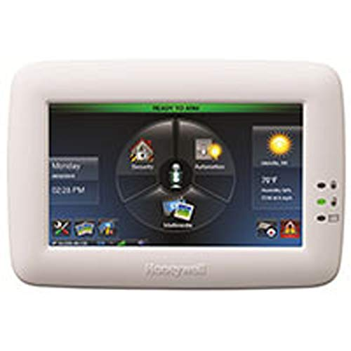 Keypad Honeywell Security (Honeywell Ademco TUXWIFIW Tuxedo Touch Controller w/ Wi-Fi, White (6280i) 7