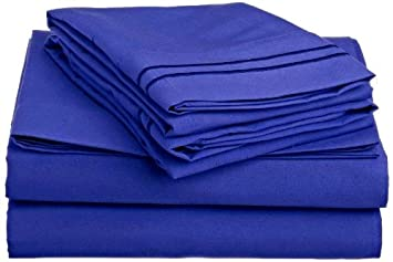 amazoncom clara clark 4pc bed sheet set king size maroon home u0026 kitchen