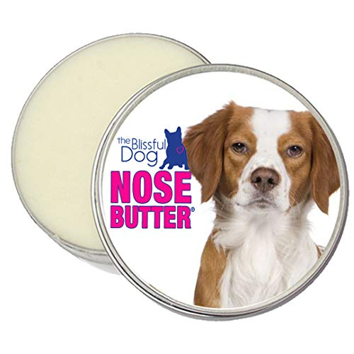 Dog Breed Brittany Spaniel - The Blissful Dog Brittany Spaniel Unscented Nose Butter