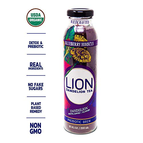 Tea LION Prebiotics Probiotics Refreshing