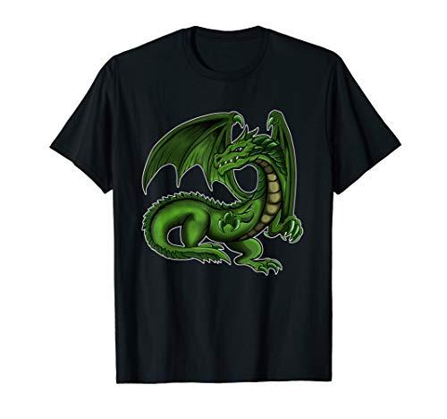 Dragon T shirt Dungeons Lover Gaming Costume Master -