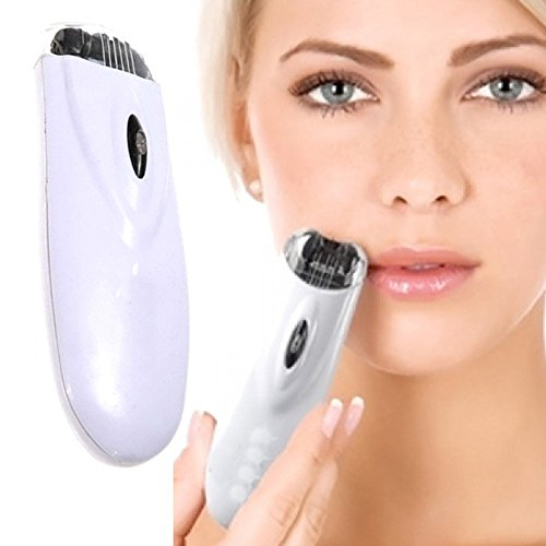 Gofypel Electric Tweezer Automatic Electric Remover Full Body Hair Removal Pain Free Cordless Rechargeable shaver Professional Hair Removal for Women Hair Shaver Brush