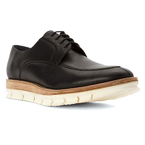 Hardy Mens Daren Oxfords Shoes Black