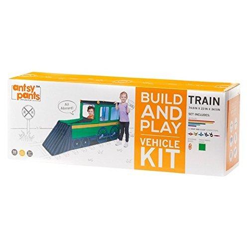 (Antsy Pants build and play vehicle kit (Train))