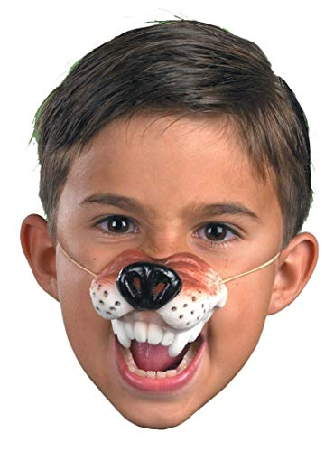 Werewolf Snout Halloween Costumes - Disguise Costumes Wolf Nose,