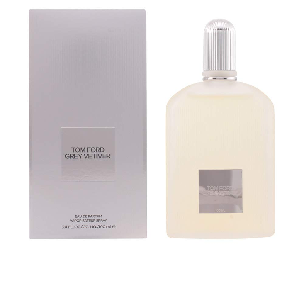 Tom Ford Grey Vetiver Eau De Parfume Spray for Men, 3.4 Ounce by Tom Ford