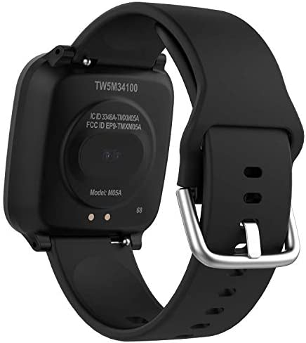 iConnect By Timex Active Smartwatch with Heart Rate, Notifications and Activity Tracking 41kpWIk0igL