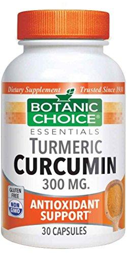 Cheap Botanic Choice Curcumin Capsules, 30 Count