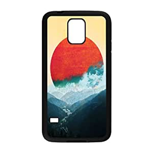 diy samsung galaxy s5 i9600 Case, Sunrise and sunset case cover for samsung galaxy s5 i9600 at Jipic (style 10)