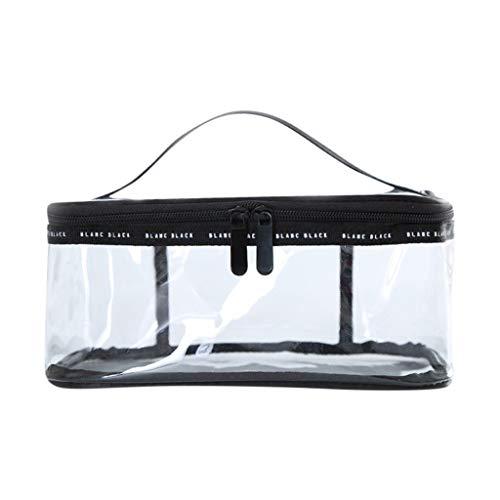 (Makeup Bags,Pengy Women's Travel Storage Bag Wash Bag Waterproof Transparent Bags Designer Make Up Bag)