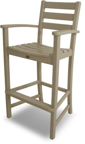 (Trex Outdoor Furniture Monterey Bay Bar Sand Castle Arm)