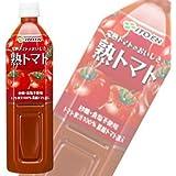 伊藤園 完熟トマトのおいしさ 熟トマト 900gPET×12本×2箱セット