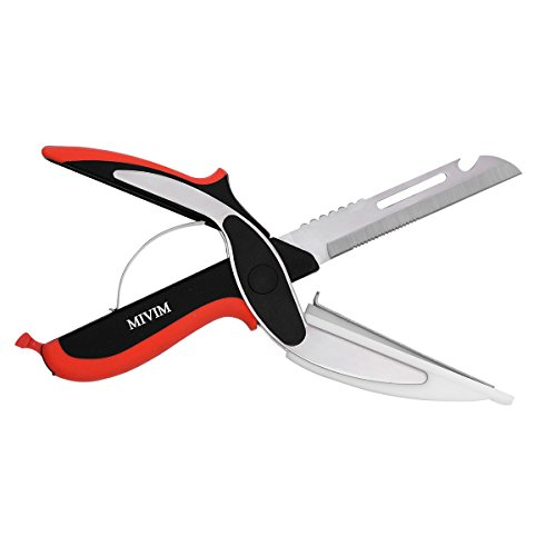 Multi purpose kitchen scissors