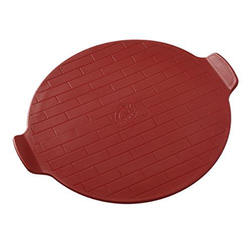 Brick Oven Plastic Pizza Cutting Board (16-Inch, - Cutting Tray Board