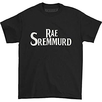 Rae Sremmurd Men's Black Beatles T T-Shirt Black