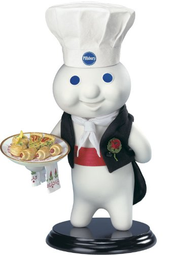 Amazon Com Pillsbury Doughboy Danbury Mint Porcelain Doll At Your