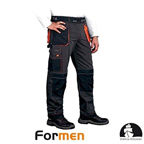 Arbeitshose Leber&Hollman Gr. 46-62 Arbeitsschutzhose Berufsbekleidung Sicherheitshose Schutzhose Hose Arbeitsschutzbekleidung (60)