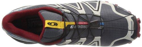 new style 4ddb0 66d6a Salomon Men s Speedcross 3 CS Trail Running Shoe,Dark Cloud Light ...