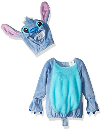 Disguise Baby Stitch Infant Costume, Blue, 6 to 12 Months