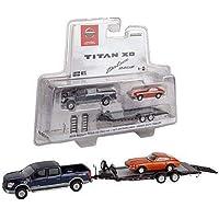 Official Nissan Limited Edition 1:64 Scale Titan XD Pro-4X Hauler 240Z