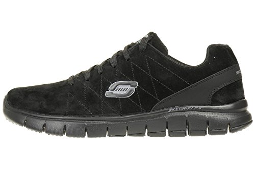Vigor flex nbsp;natural Skech Nero Uomo Sneaker Skechers gB8qw8
