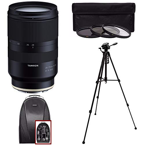 Tamron 28-75mm f/2.8 Di III RXD Lens for SONY E Mount Camera