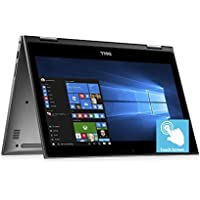 """2018 Dell Inspiron 13 13.3"""" 2 in 1 Full HD IPS Touchscreen Business Laptop/Tablet - Intel Quad-Core i7-8550U up to 4GHz 8GB DDR4 512GB SSD 802.11ac Bluetooth HDMI MaxxAudio Pro Backlit keyboard Win 10"""