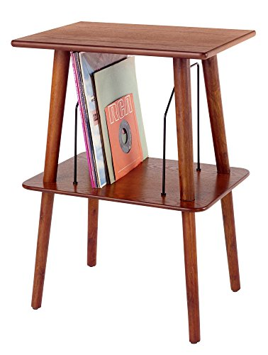 - Crosley ST66-PA Manchester Entertainment Center Stand, Paprika
