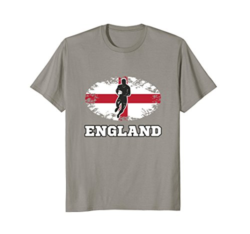 Mens Distressed England Rugby Pride T Shirt 2XL - Clothes England Rugby