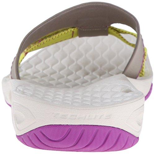 Slide Sunbreeze CRUZ Women's Vent Sandal Pebble Columbia Razzle qwOBx7