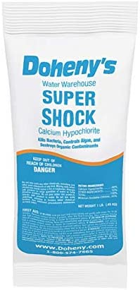 Doheny's-Chlorine-Super-Shock---24-x-1-lb.-Bags