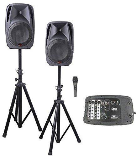 Dj System One (QFX DJ Package (SM-211))