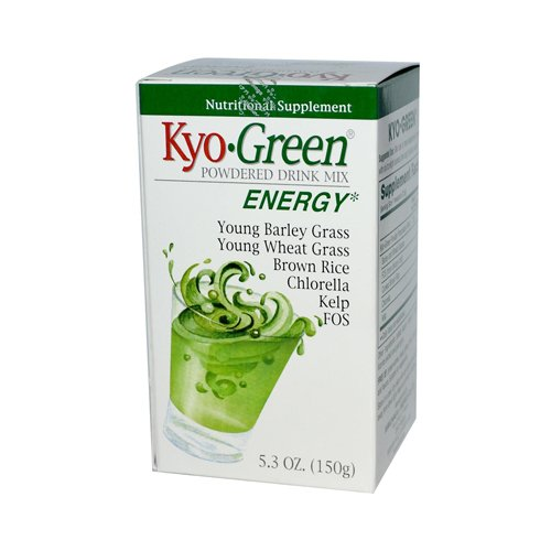 KYOLIC Kyo-Green Energy Powdered Drink Mix - 5.3 oz - Sui...
