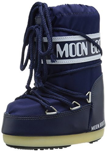 995058ed7348 Moon Boot Nylon Junior Winter Fashion Boots - Buy Online in UAE ...