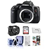 Canon EOS Rebel T6i DSLR Camera Body Bundle. USA. Value Kit with Accessories