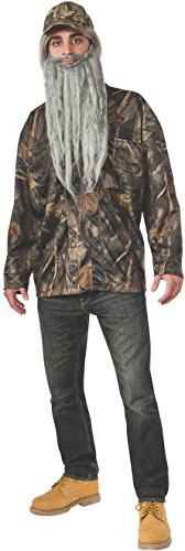 Rubie's Men's Duck Hunting Season Hunter Forest Adult Costume Jacket, Multi, Standard