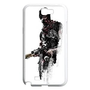 Apb All Points Bulletin Game Samsung Galaxy N2 7100 Cell Phone Case White Phone Accessories JS9677CT7