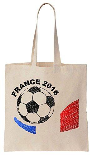 France 2016 Football Sacchetto di cotone tela di canapa
