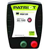 Patriot PBX120 Battery Fence Energizer, 1.2 Joule