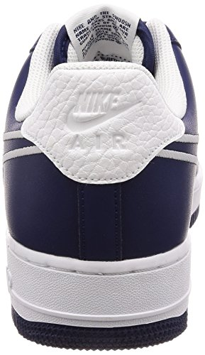 Nike Air White Void Force Leather 1 '07 Men's Shoe USnqUrzARx
