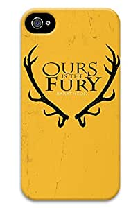 Game of Thrones Baratheon PC Hard new case for iphone 4 4s