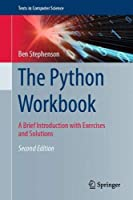 The Python Workbook, 2nd Edition Front Cover