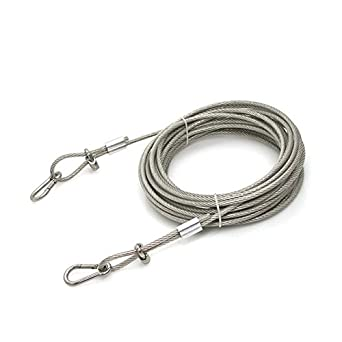 Amazon.com: Quick Installation Stainless Steel Aircraft Wire ...