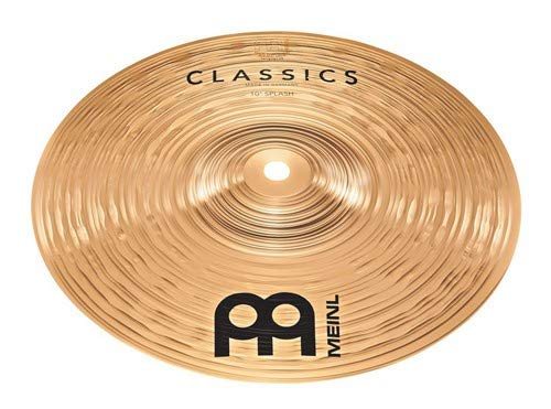 Meinl 12'' Splash Cymbal - Classics Traditional - Made in Germany, 2-YEAR WARRANTY (C12S) by Meinl Cymbals