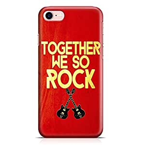 Loud Universe iPhone 7 Case Together We Slim Profile Light weight Wrap Around iPhone 7 Cover