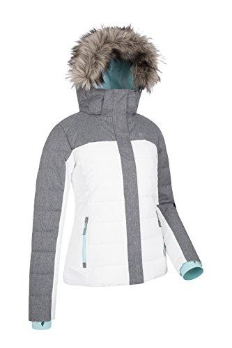 cf3b603011c Mountain Warehouse Monte Rosa Womens Winter Ski Jacket - Padded Ski Coat