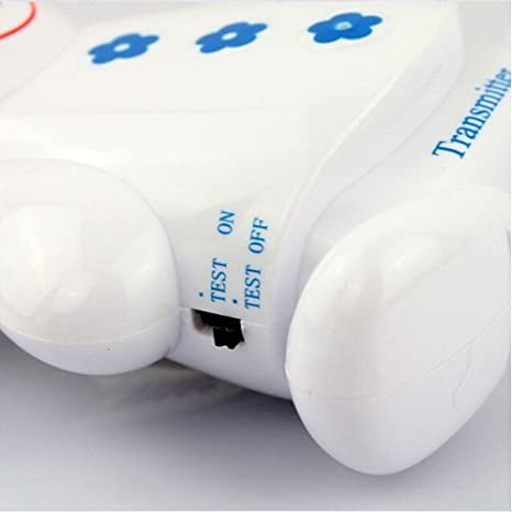 Inalámbrico móvil del bebé lactante grito detector inteligente wifi audio del vigilante del monitor digital de alarma: Amazon.es: Hogar