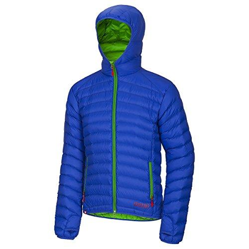 Jacket Tsunami Down Blue green Ocun OSAw8