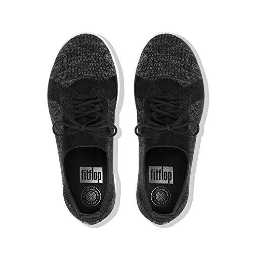 Sneakers F 001 Uberknit FitFlop Sporty Negro Black TwntTgdq