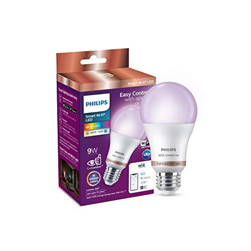 PHILIPS 9W e27 LED Warm White/Neutral White/White Bulb, Pack of 1, (929002317613)